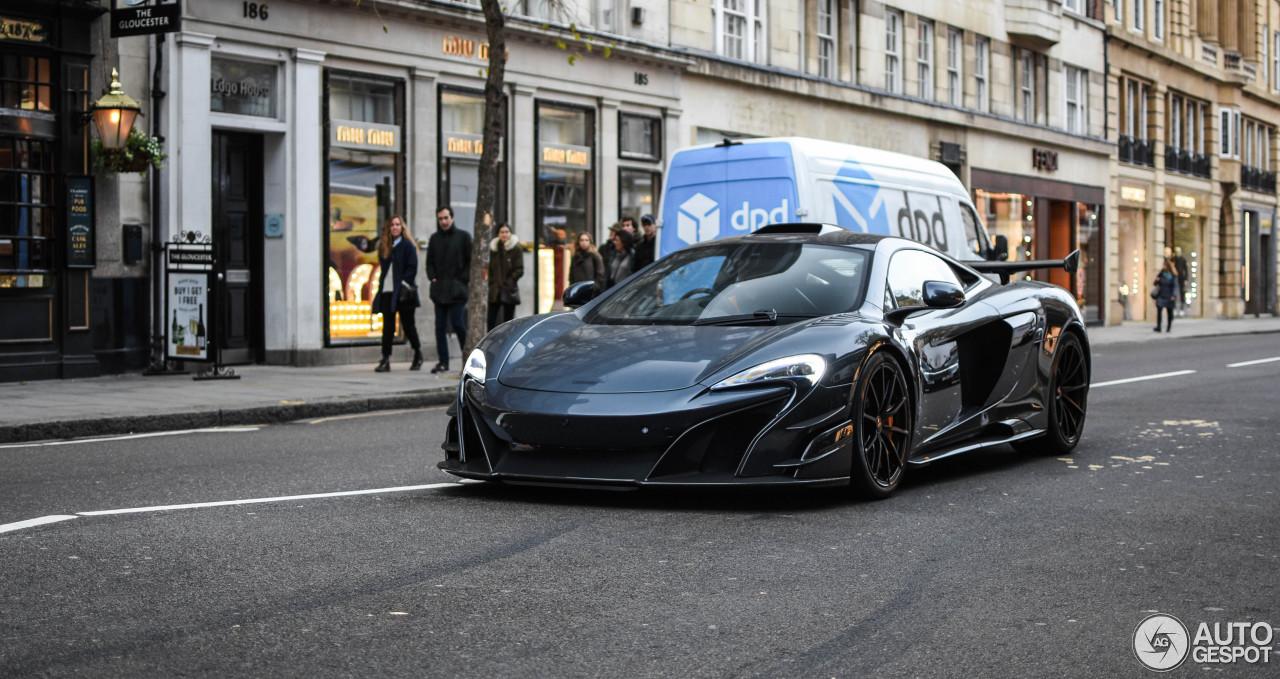 McLaren MSO HS 3