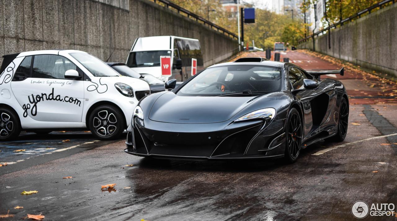 McLaren MSO HS 4