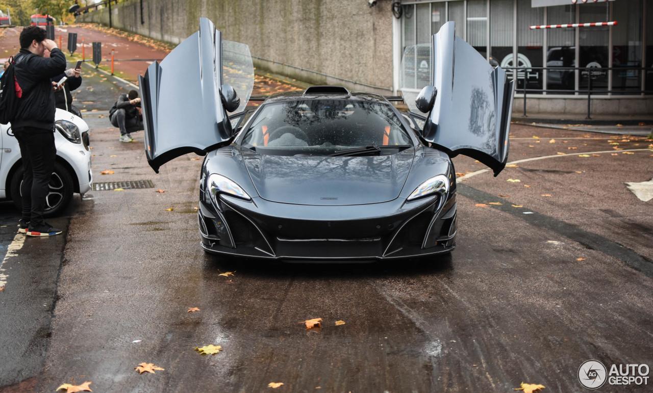 McLaren MSO HS 5