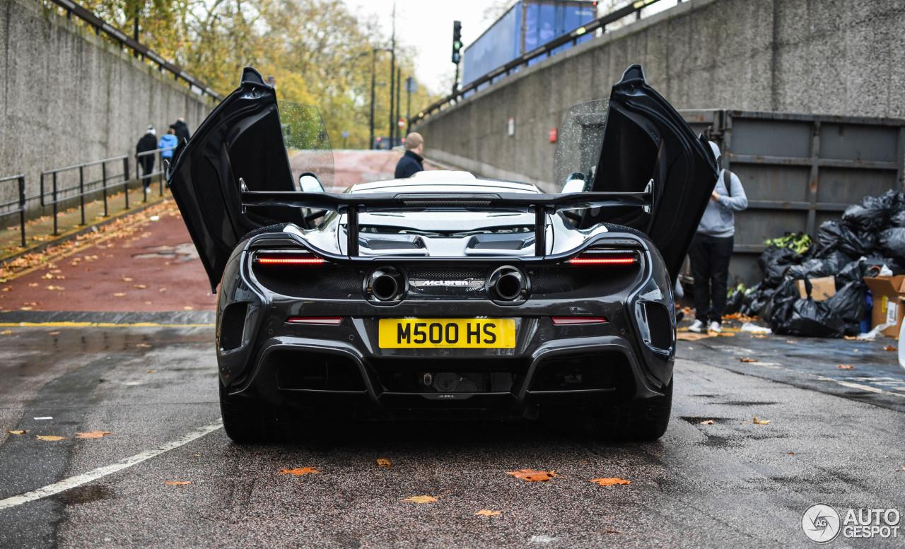 McLaren MSO HS 6