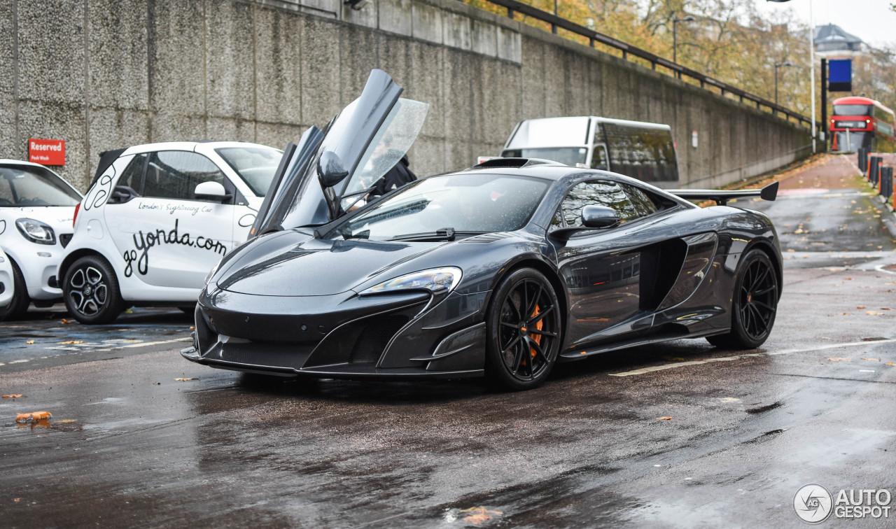 McLaren MSO HS 7