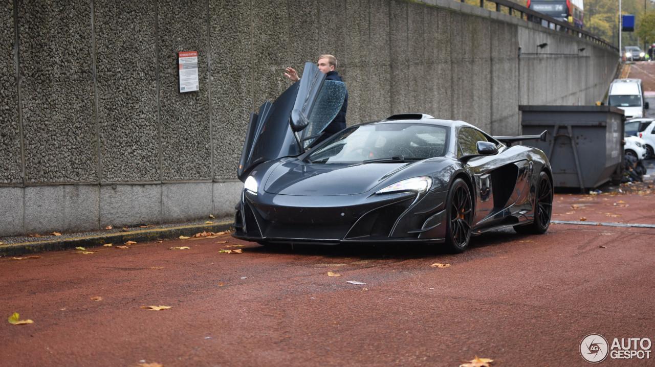 McLaren MSO HS 8