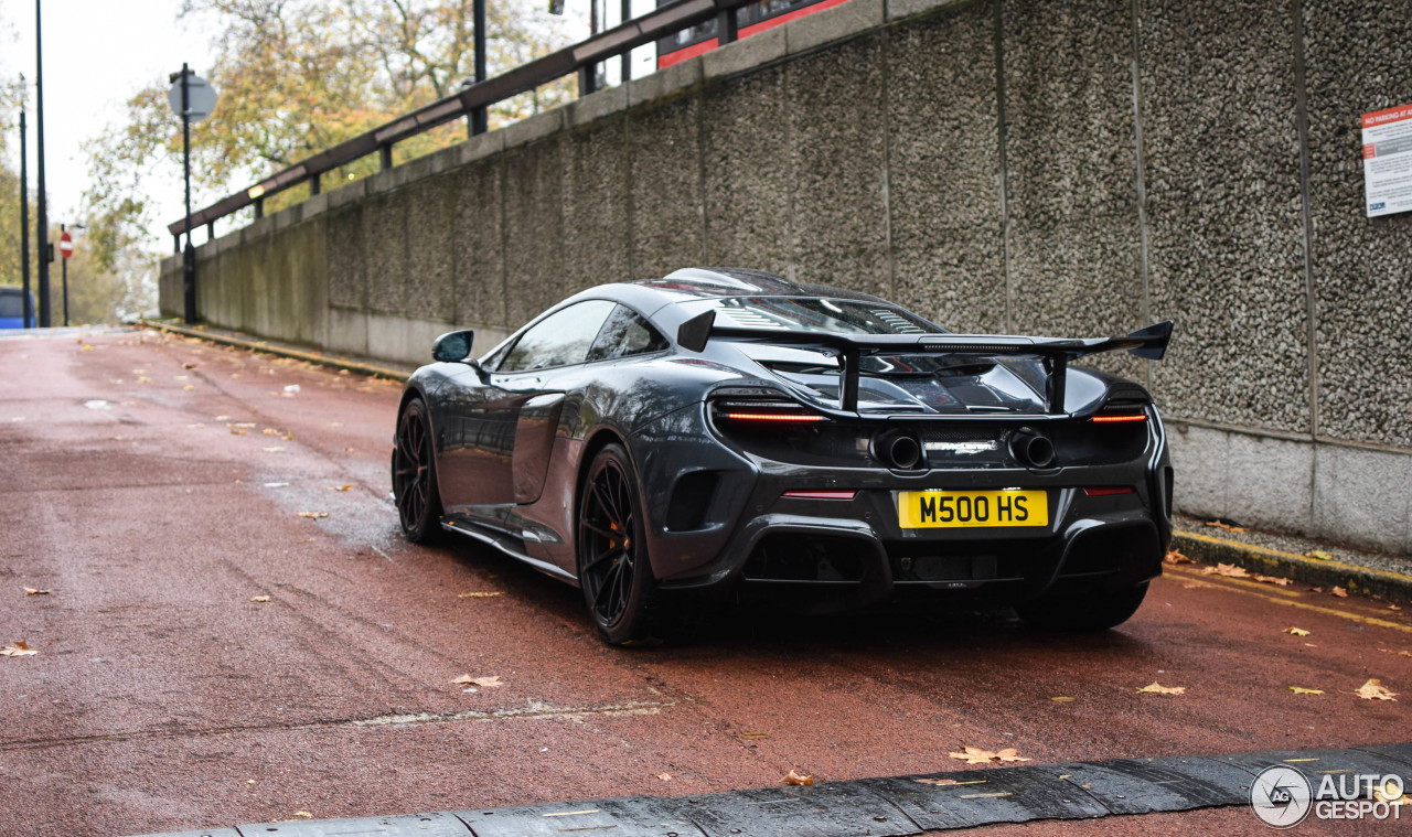 McLaren MSO HS 9