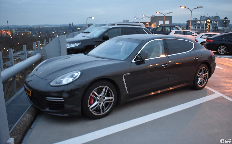 Porsche 970 Panamera Turbo Executive MkII