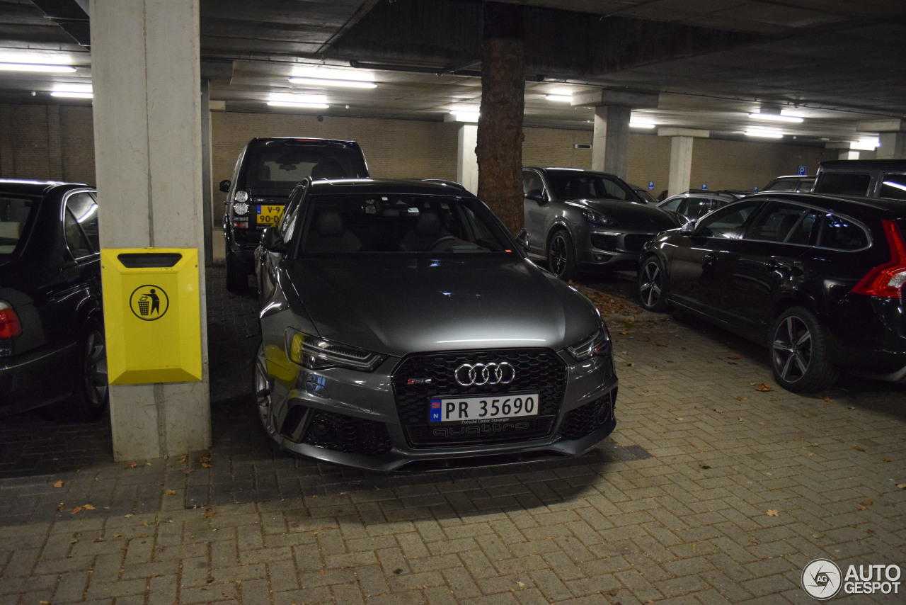ABT RS6E Is the Hybrid Audi RS6 Avant That You Cant Have
