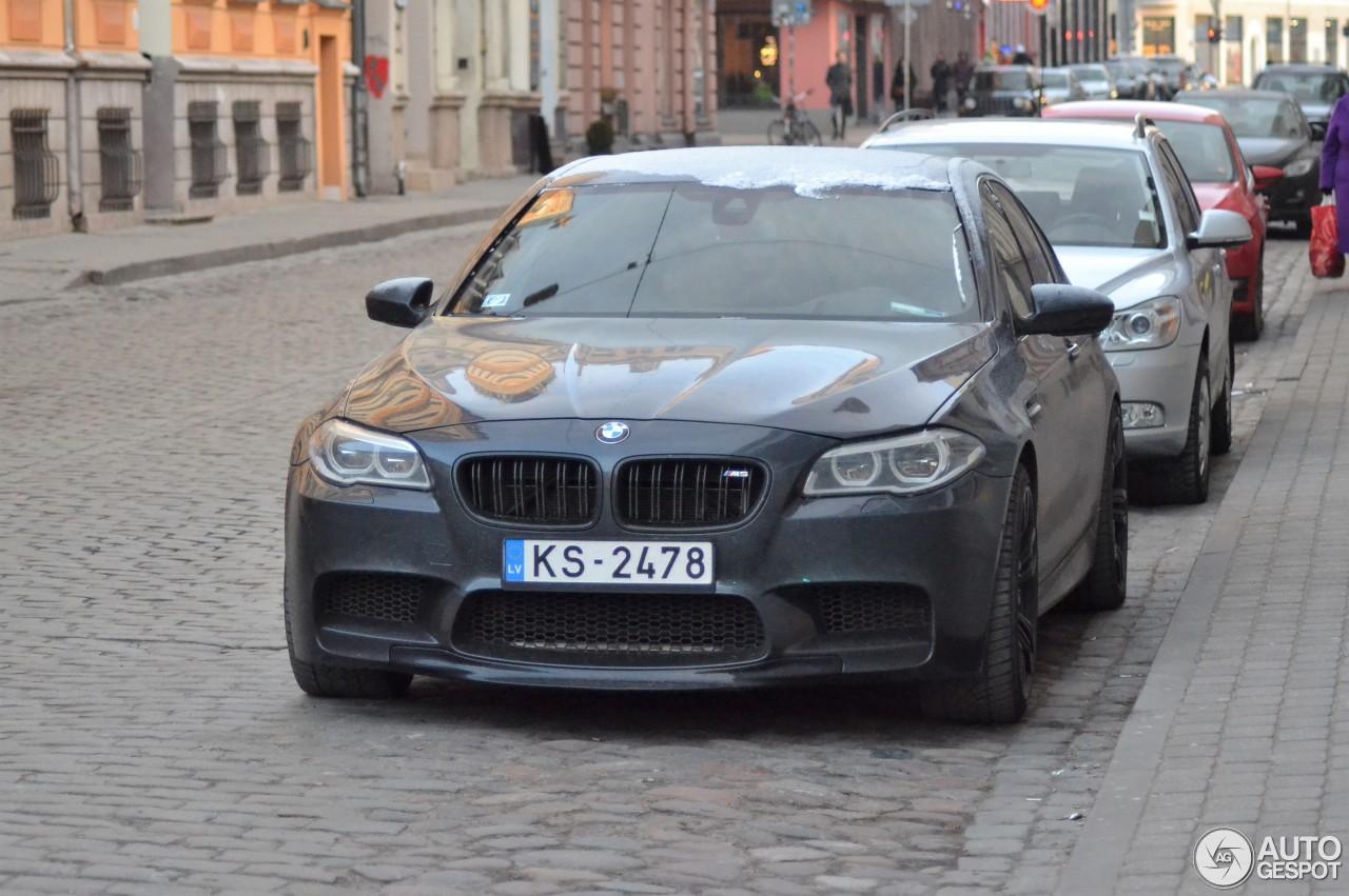 Bmw M5 F10 2014 13 January 2018 Autogespot