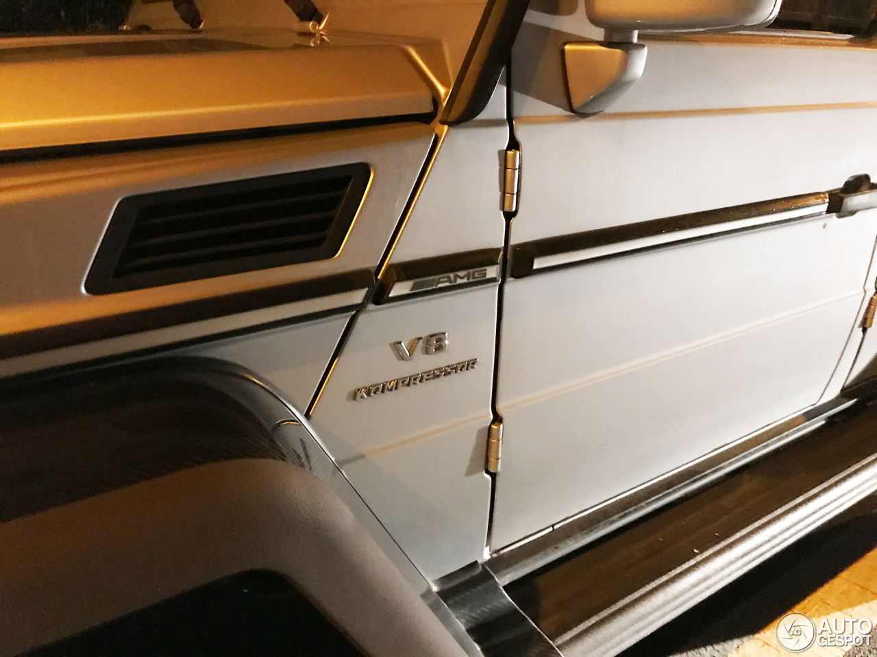 Mercedes benz g55 amg kompressor 2010 le tech bigfoot for Mercedes benz technician