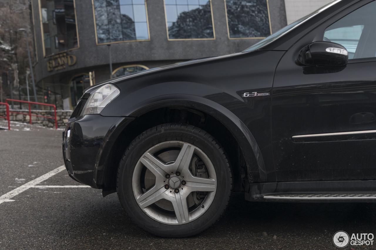Mercedes Benz Ml 63 Amg W164 13 Januari 2018 Autogespot
