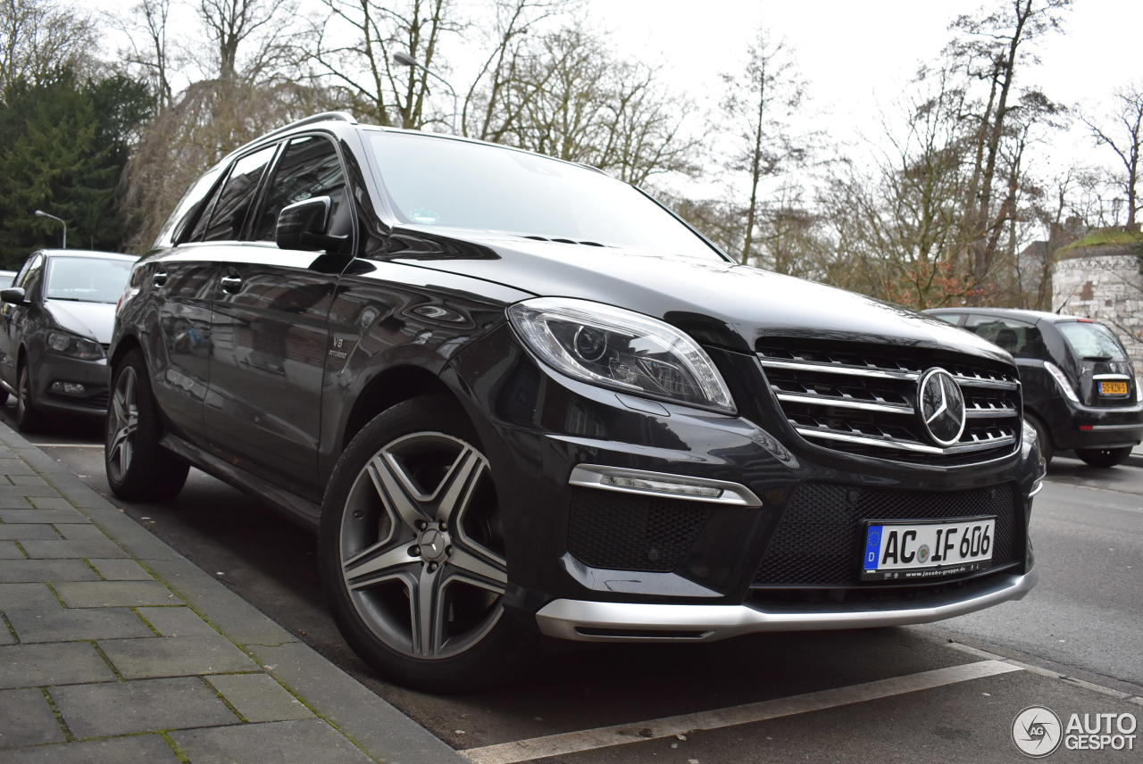 Mercedes Benz Ml 63 Amg W166 13 January 2018 Autogespot