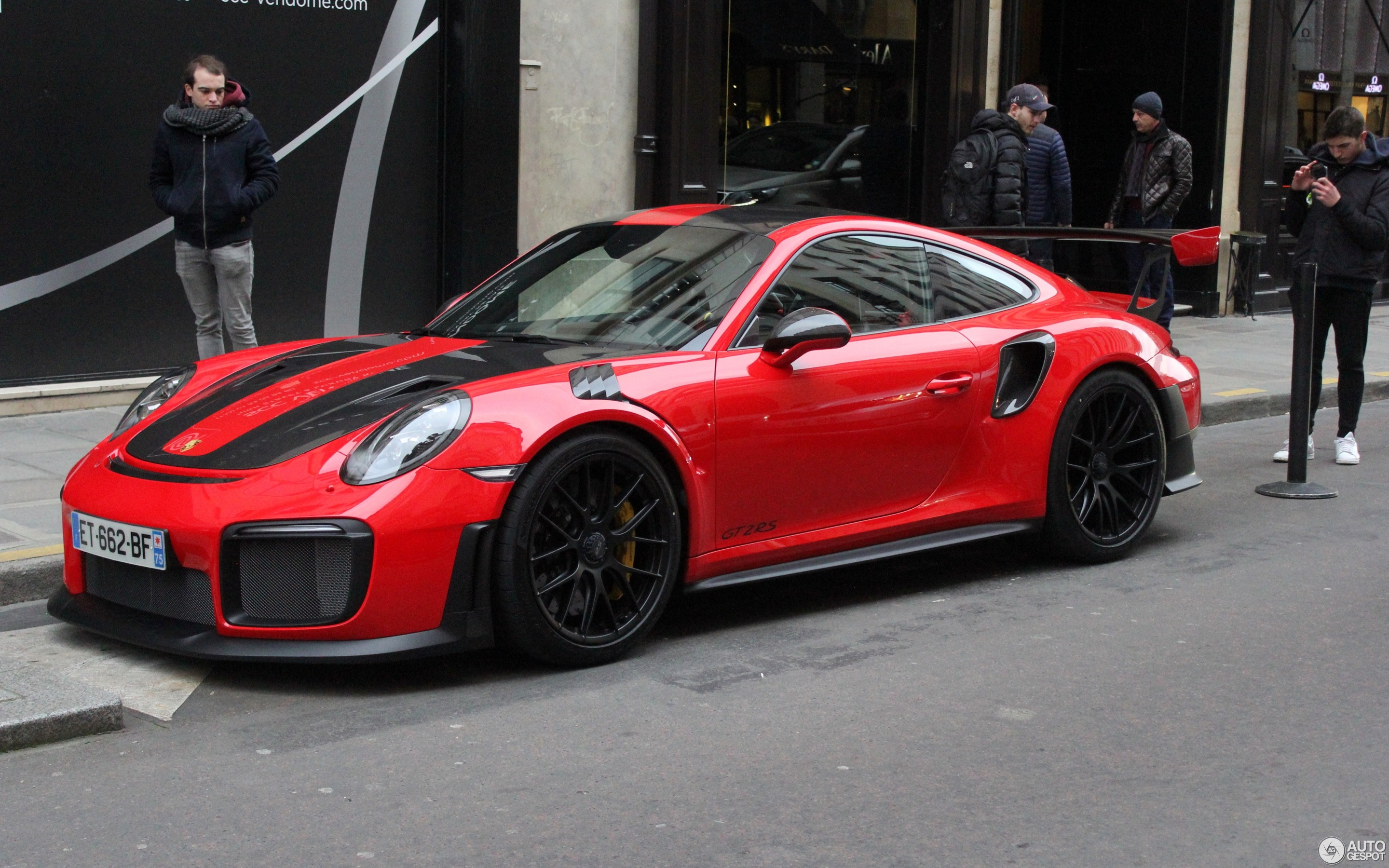 Porsche 991 Gt2 Rs Weissach Package 13 January 2018 Autogespot