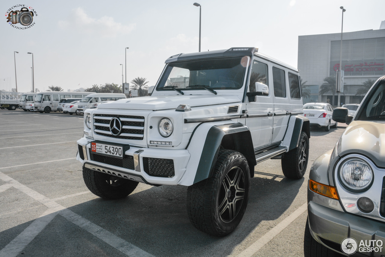Mercedes benz g 500 4x4 14 january 2018 autogespot for Mercedes benz g 500