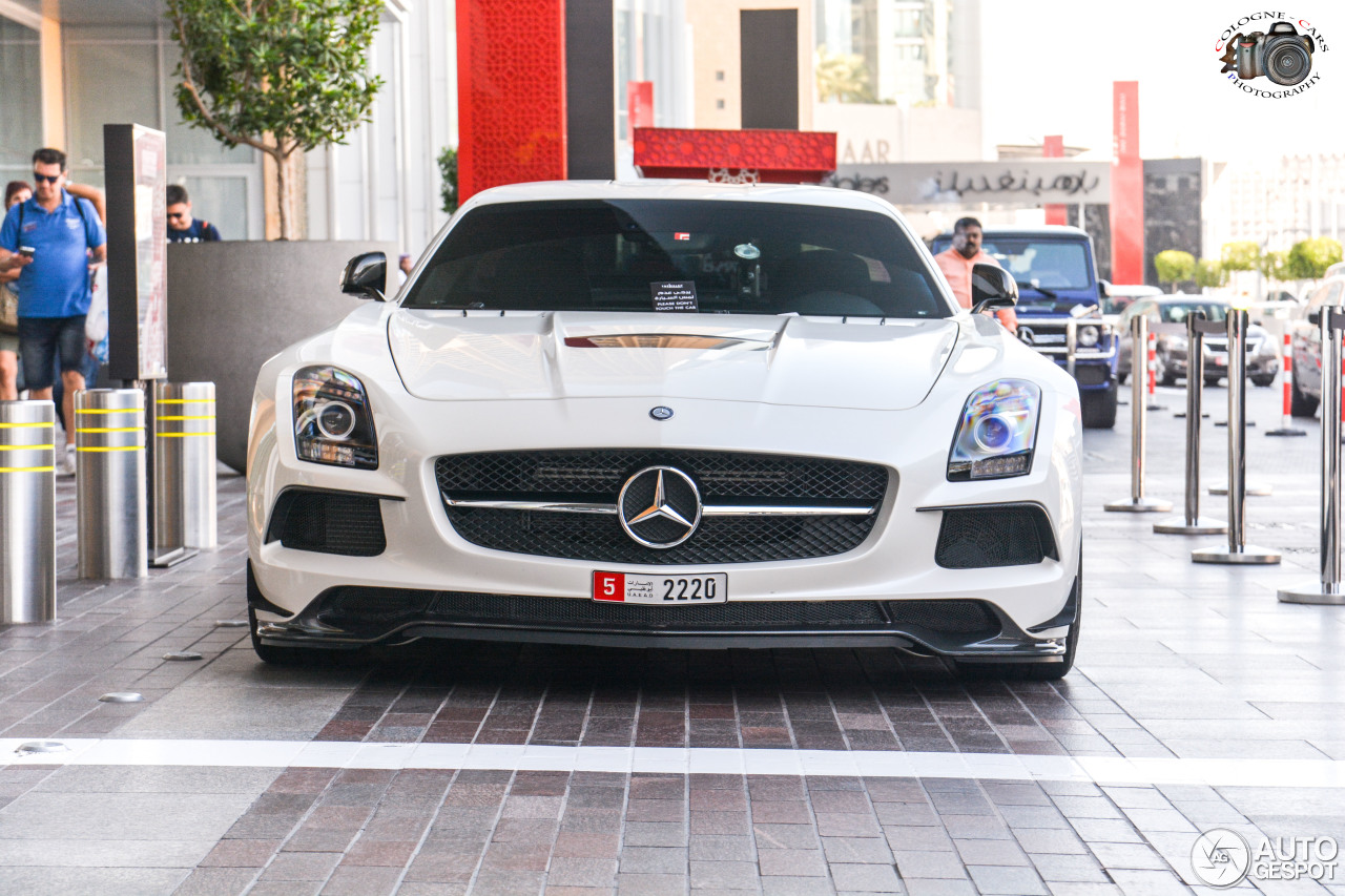 Mercedes-Benz SLS AMG Black Series 1
