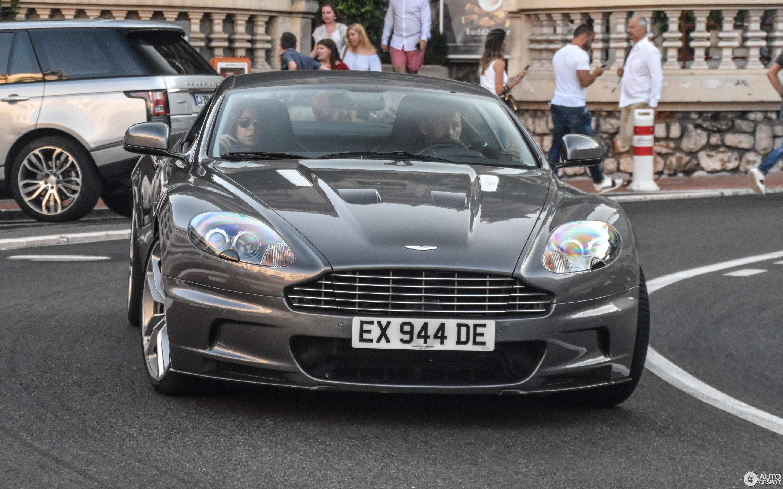 Aston Martin DBS January Autogespot - Aston martin dbs
