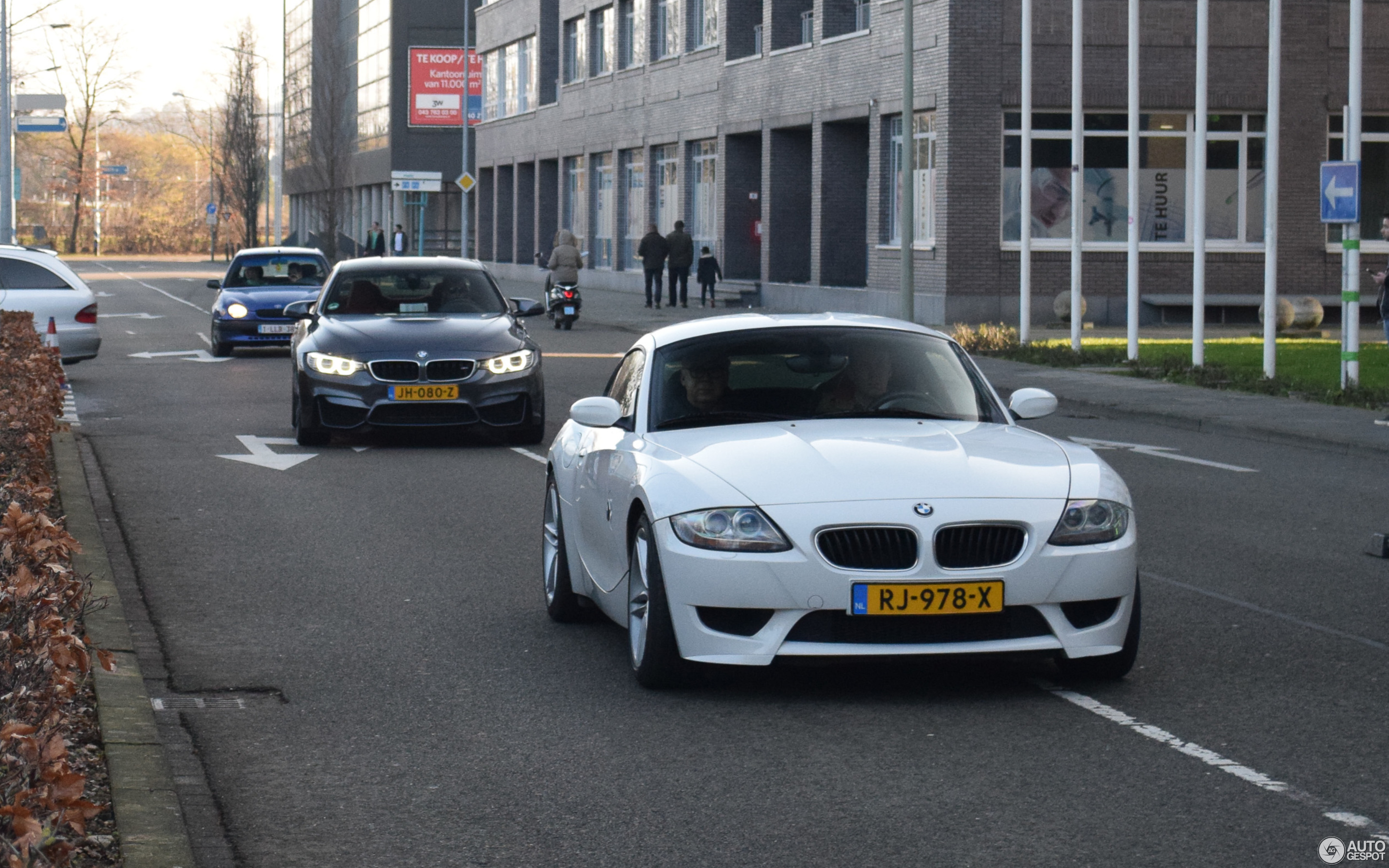 BMW Z4 M Coupé - 14 January 2018 - Autogespot