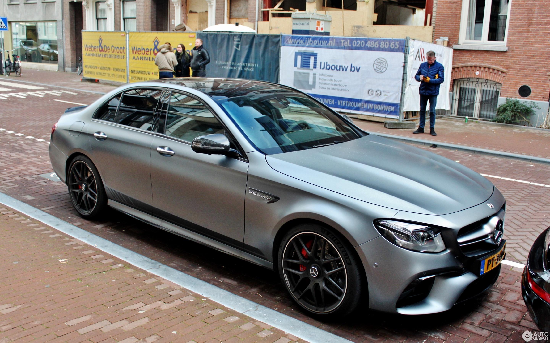 Mercedes Amg E 63 S W213 Edition 1