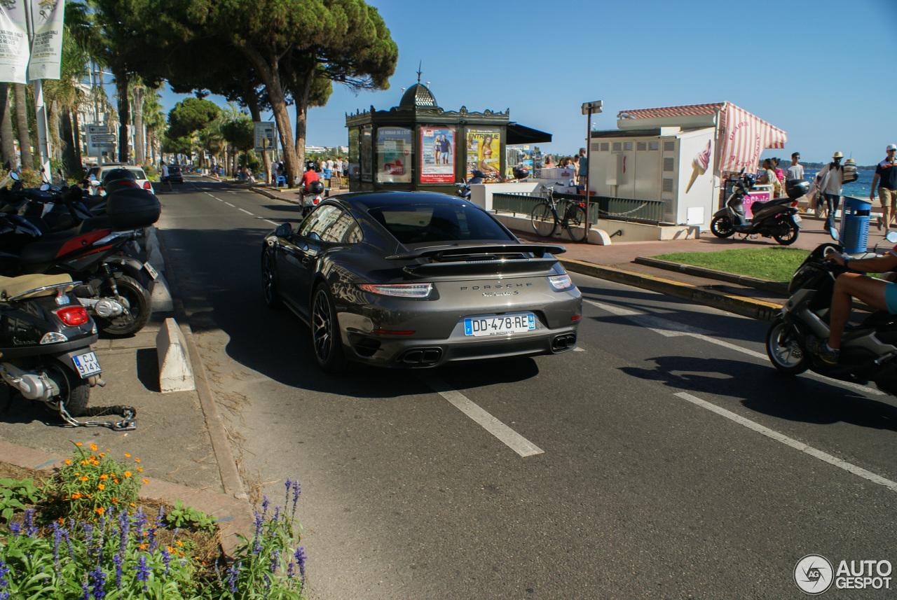 Porsche 991 Turbo S 3