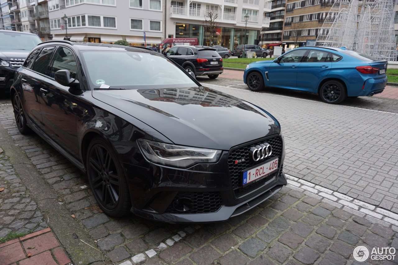 Audi Rs6 Avant C7 15 January 2018 Autogespot