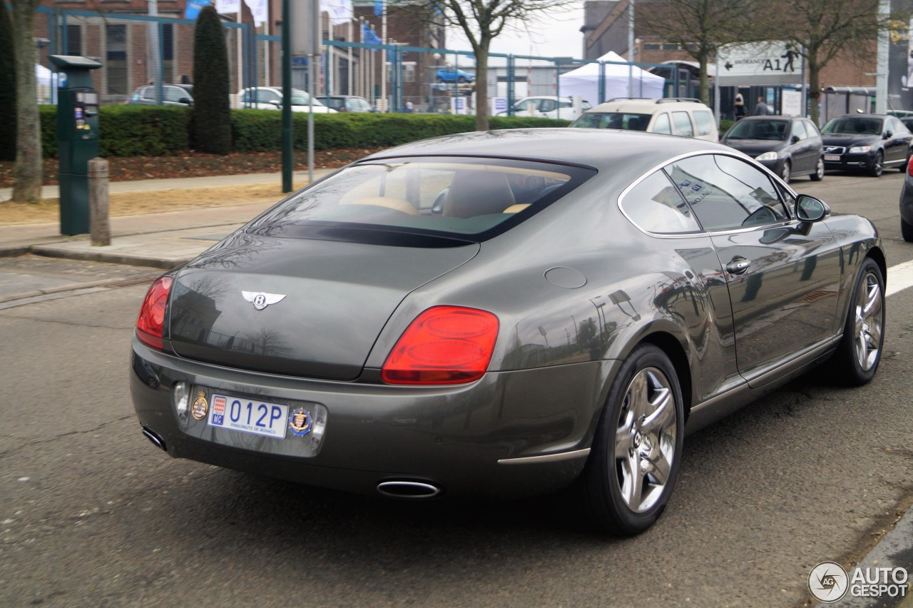 Bentley Continental Gt 15 January 2018 Autogespot