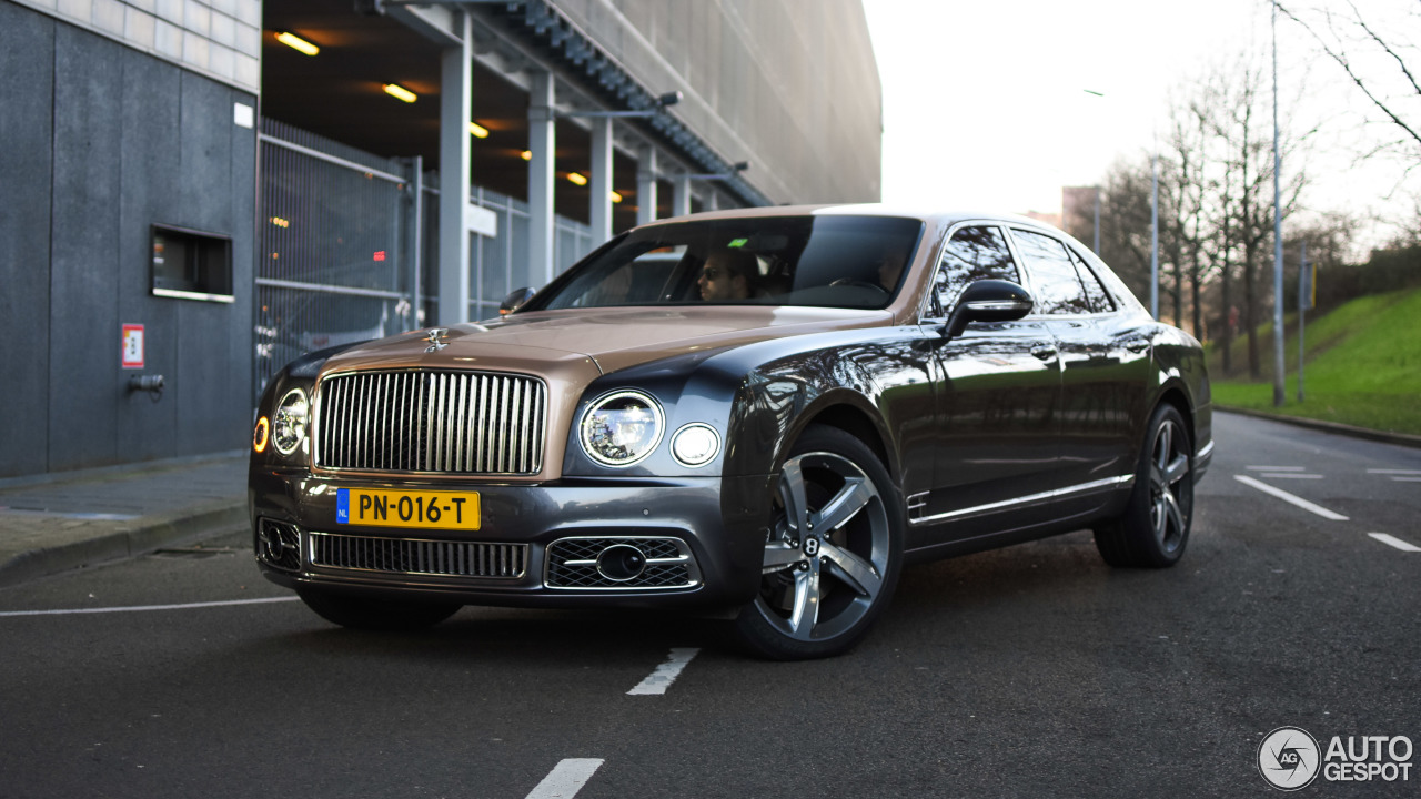 bentley mulsanne speed 2016 15 january 2018 autogespot. Black Bedroom Furniture Sets. Home Design Ideas