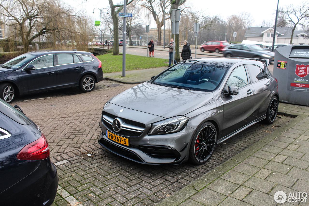 Mercedes-AMG A 45 W176 2015 1