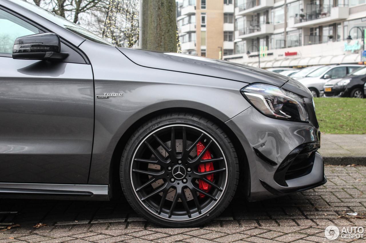 Mercedes-AMG A 45 W176 2015 4