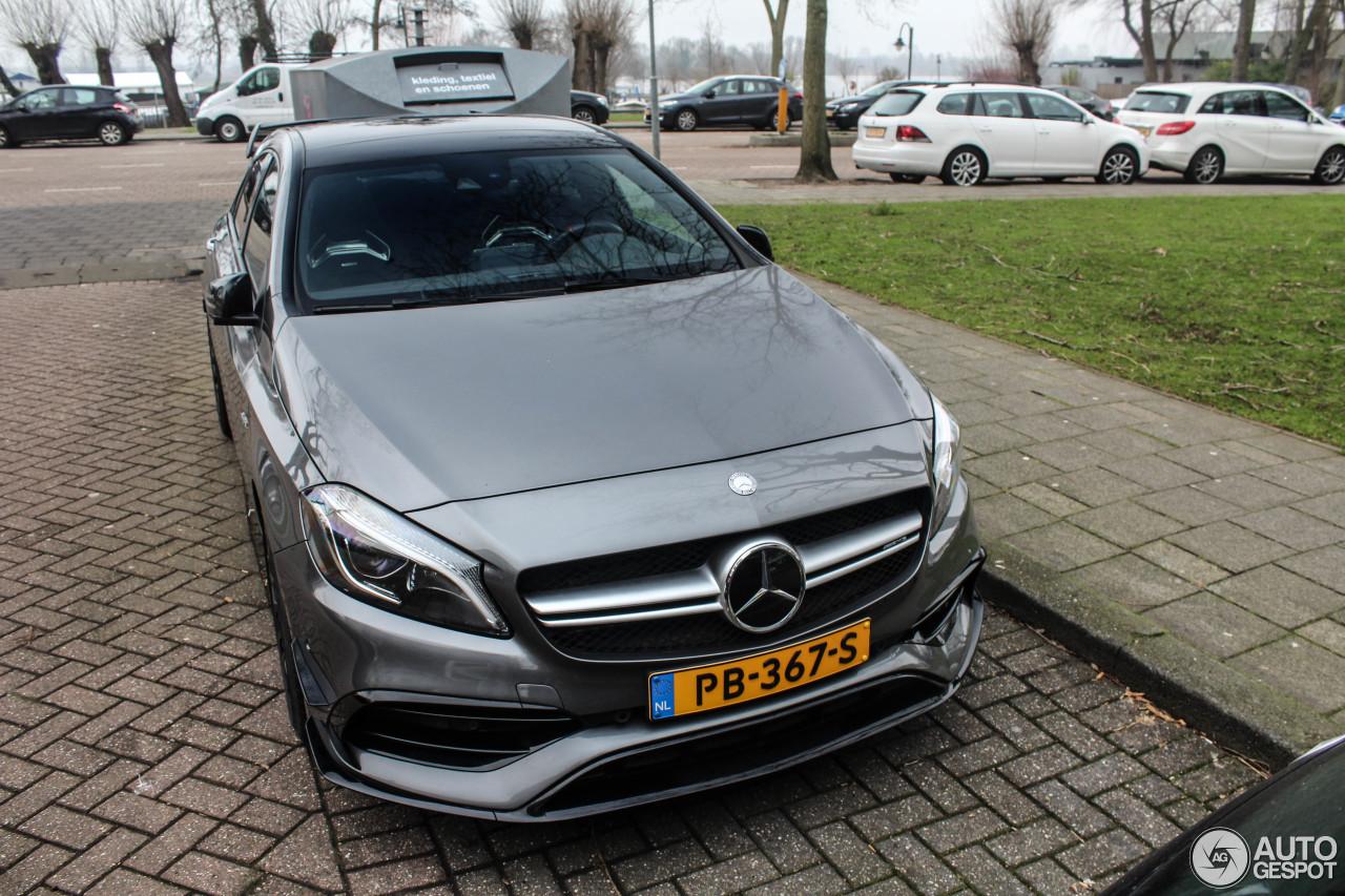 Mercedes-AMG A 45 W176 2015 6
