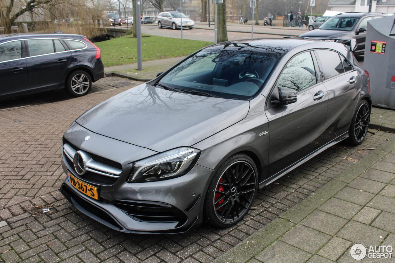 Mercedes-AMG A 45 W176 2015 8