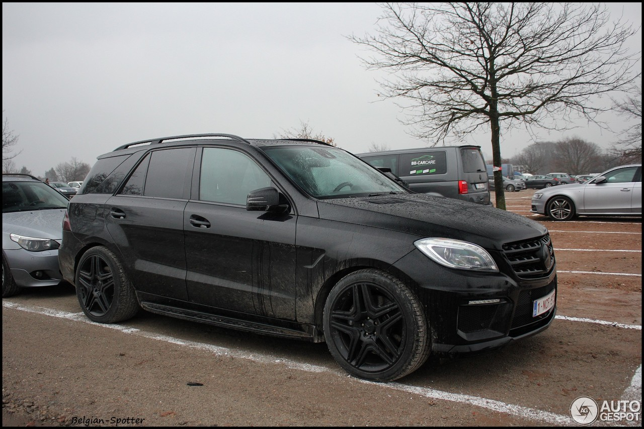 mercedes benz ml 63 amg w166 15 january 2018 autogespot. Black Bedroom Furniture Sets. Home Design Ideas