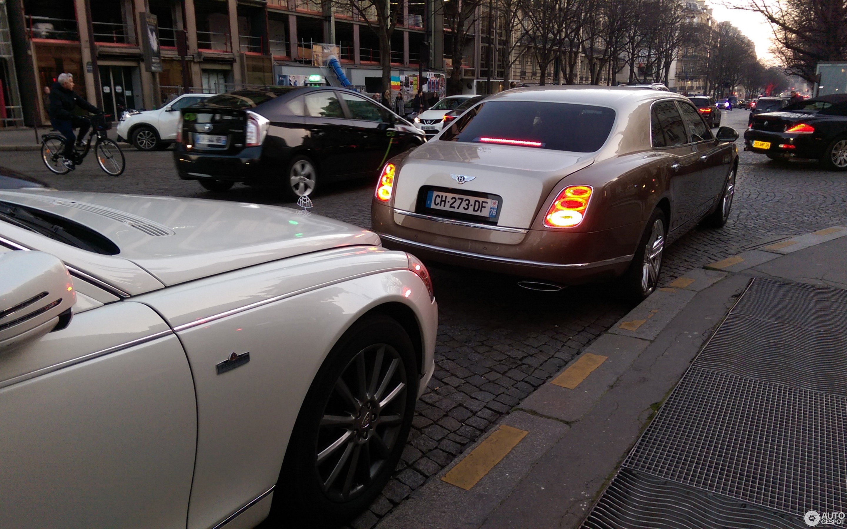 maybach 62 s landaulet 2011 - 15 january 2018 - autogespot