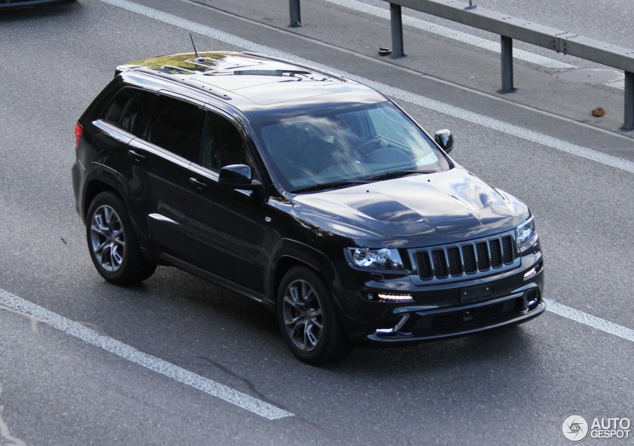 jeep grand cherokee srt 8 2012 16 january 2018 autogespot. Black Bedroom Furniture Sets. Home Design Ideas