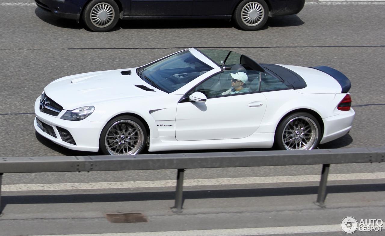 Mercedes benz inden design sl 65 amg 16 janvier 2018 for Mercedes benz design