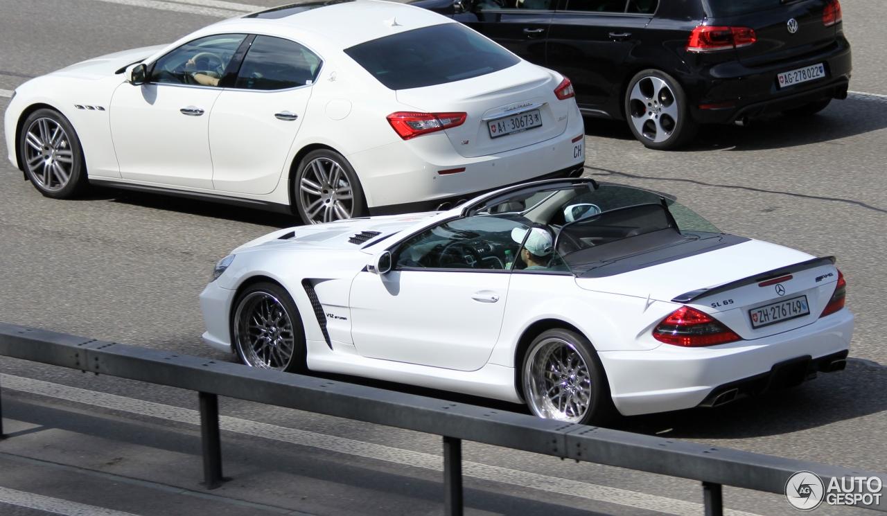 Mercedes benz inden design sl 65 amg 16 janeiro 2018 for Mercedes benz design