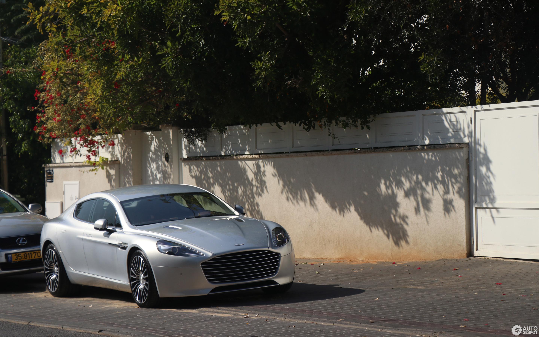 Aston Martin Rapide S January Autogespot - 2018 aston martin rapide s