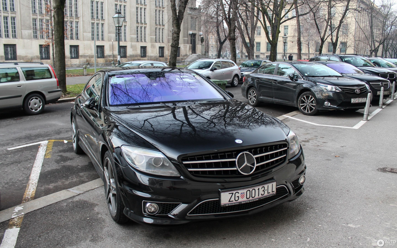 Mercedes Benz Cl 63 Amg C216