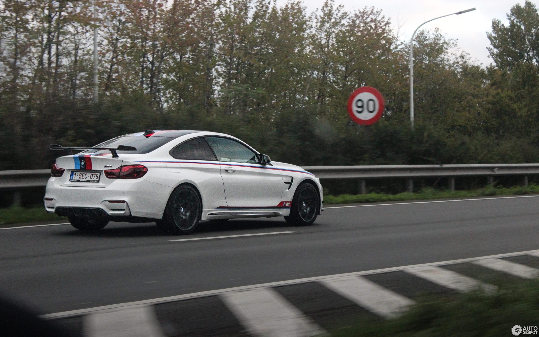 BMW M4 F82 Coupé DTM Champion Edition 2016
