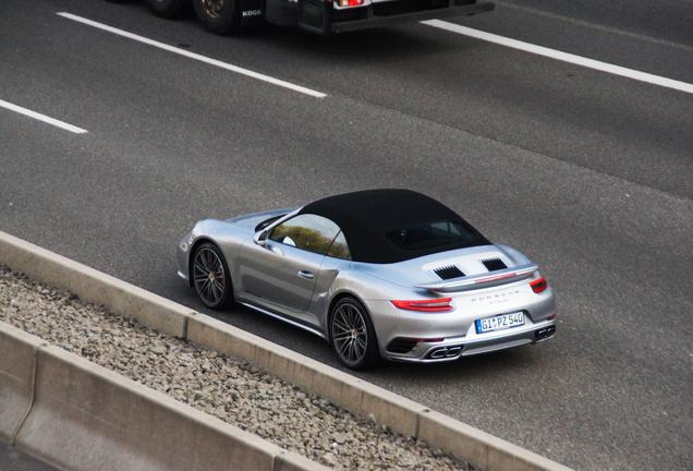 Porsche 991 Turbo Cabriolet MkII