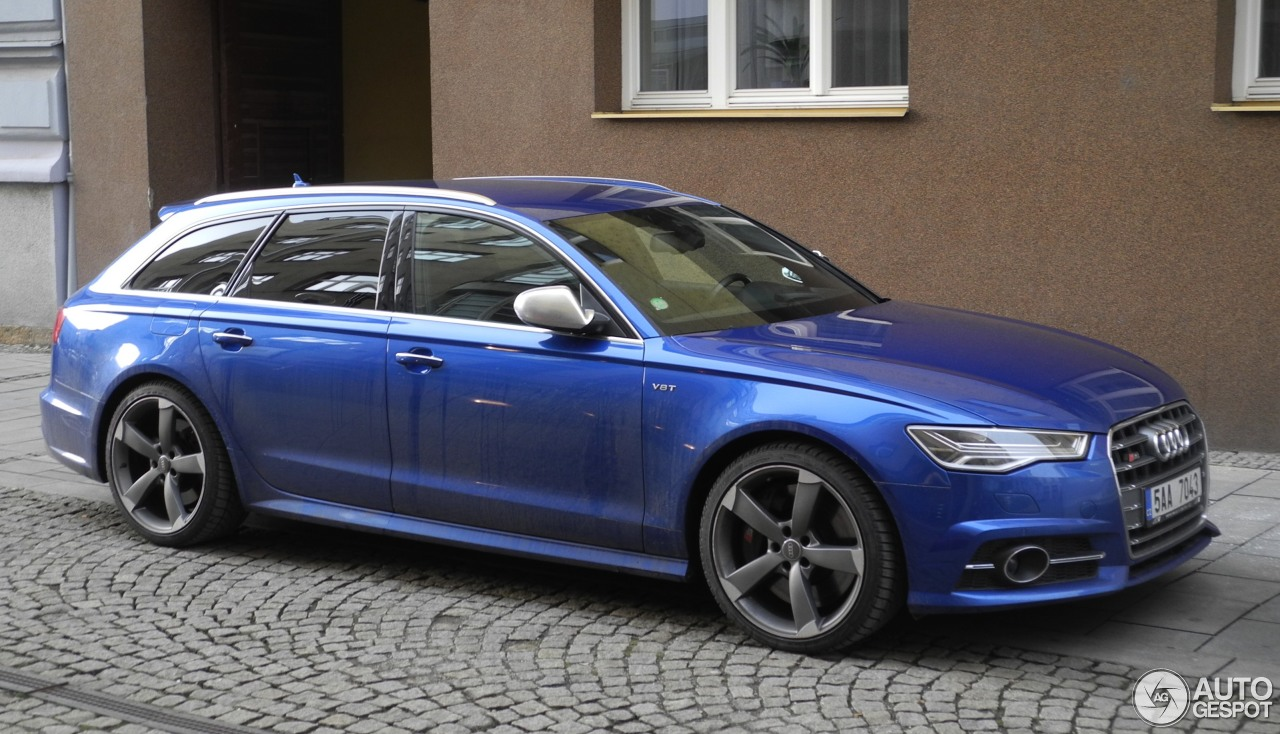 Audi S6 Avant C7 2015 18 January 2018 Autogespot