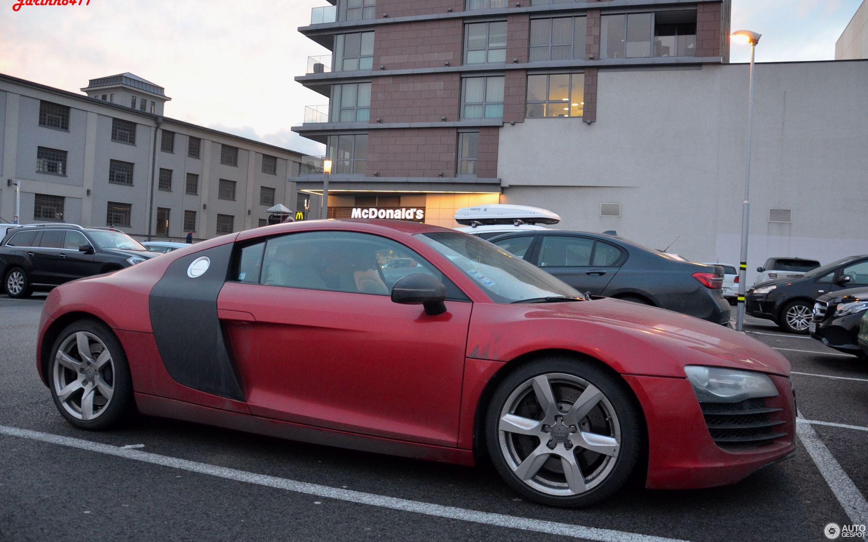 Audi R January Autogespot - Mcdonald audi