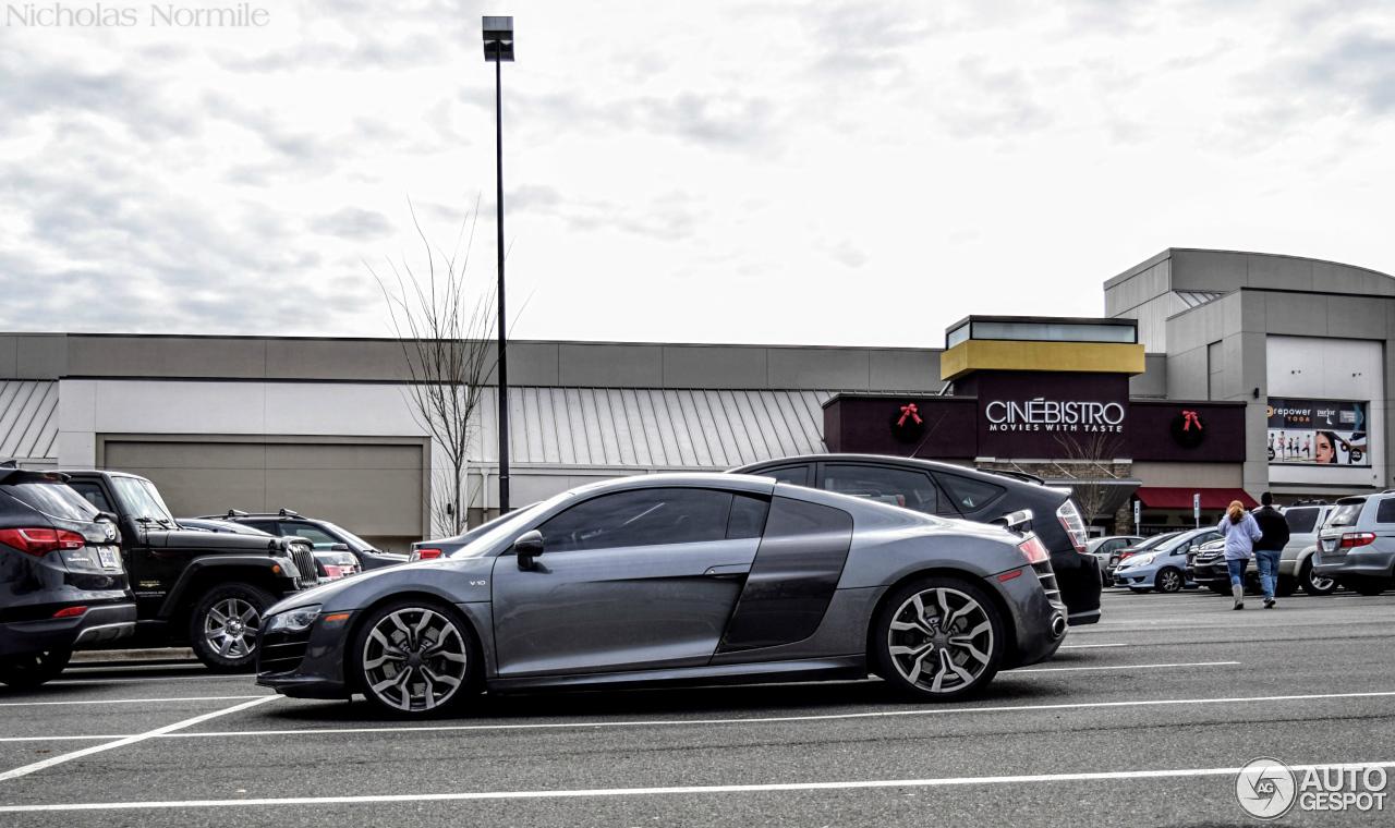 Audi R8 V10 20 January 2018 Autogespot