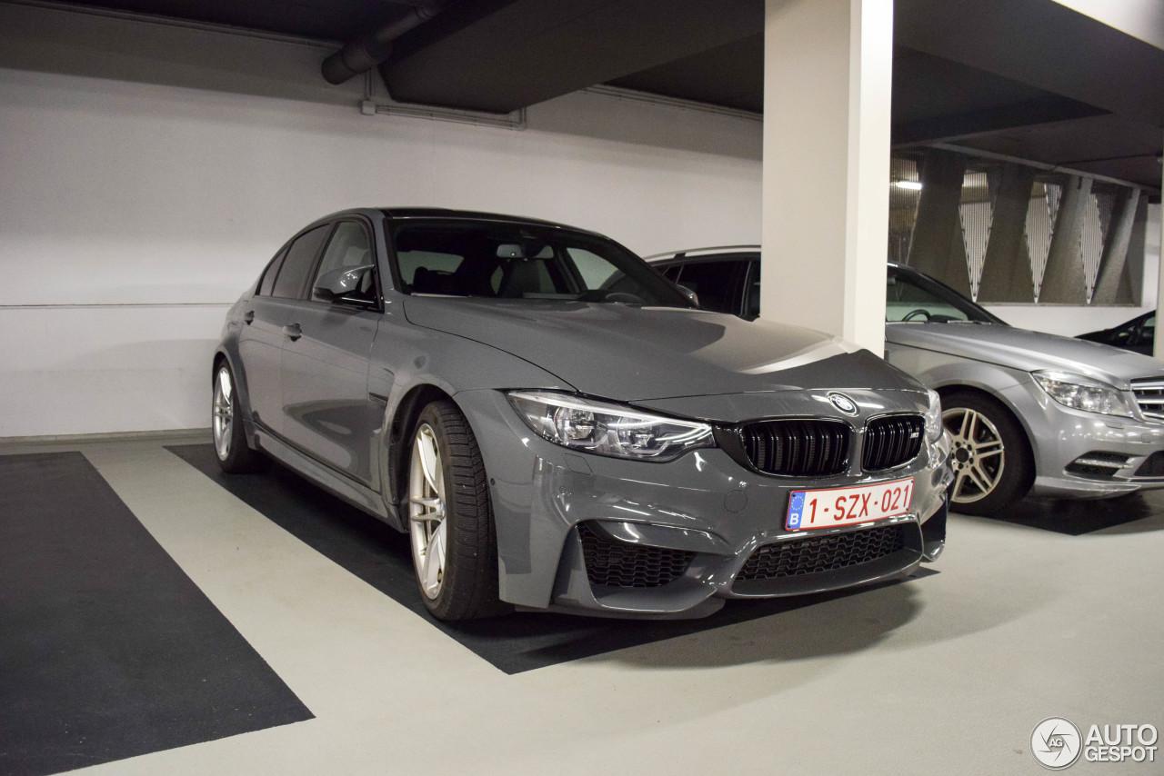 BMW M3 F80 Sedan 2017 - 20 January 2018 - Autogespot