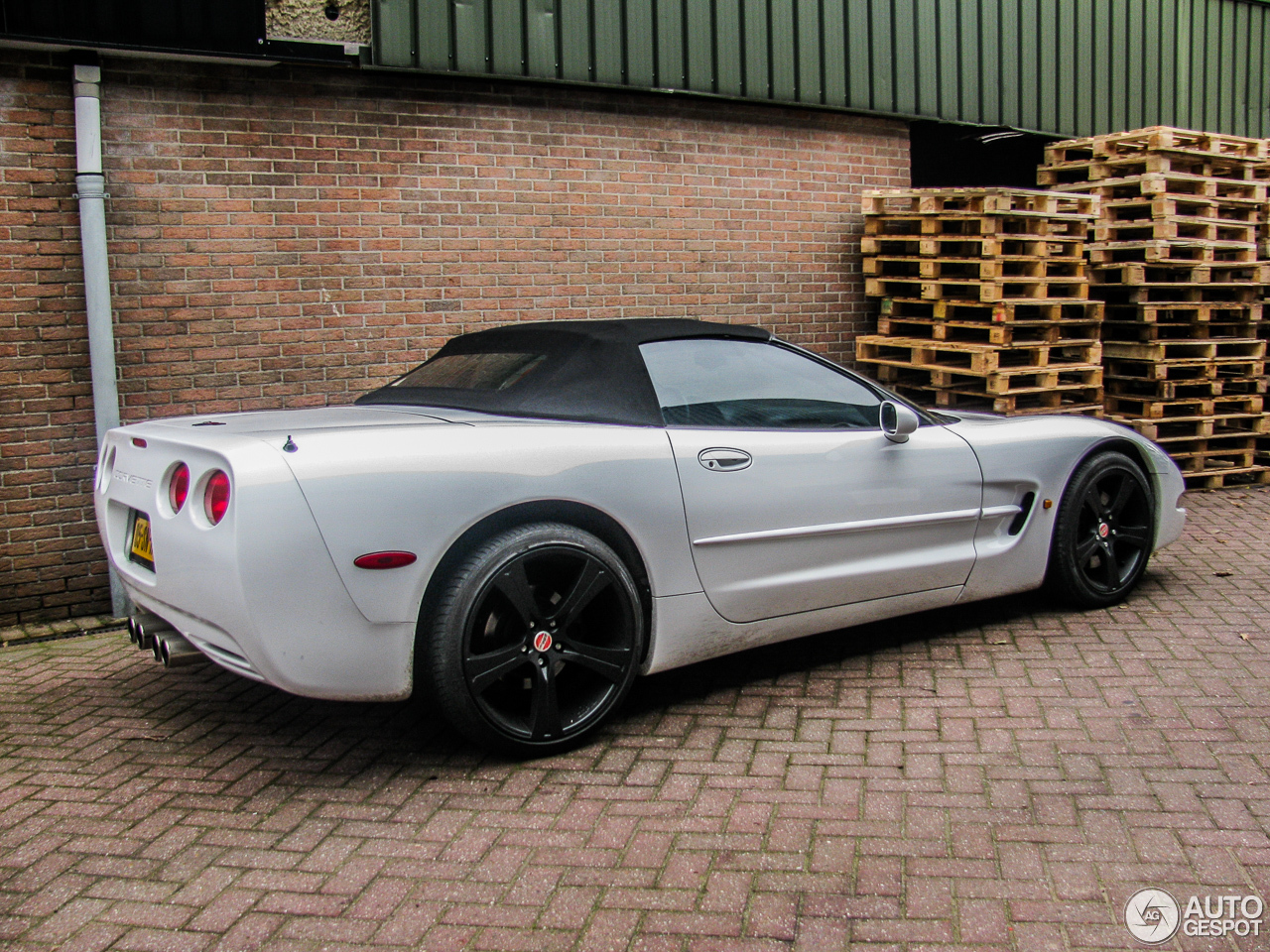 Chevrolet Corvette C5 Convertible 20 January 2018