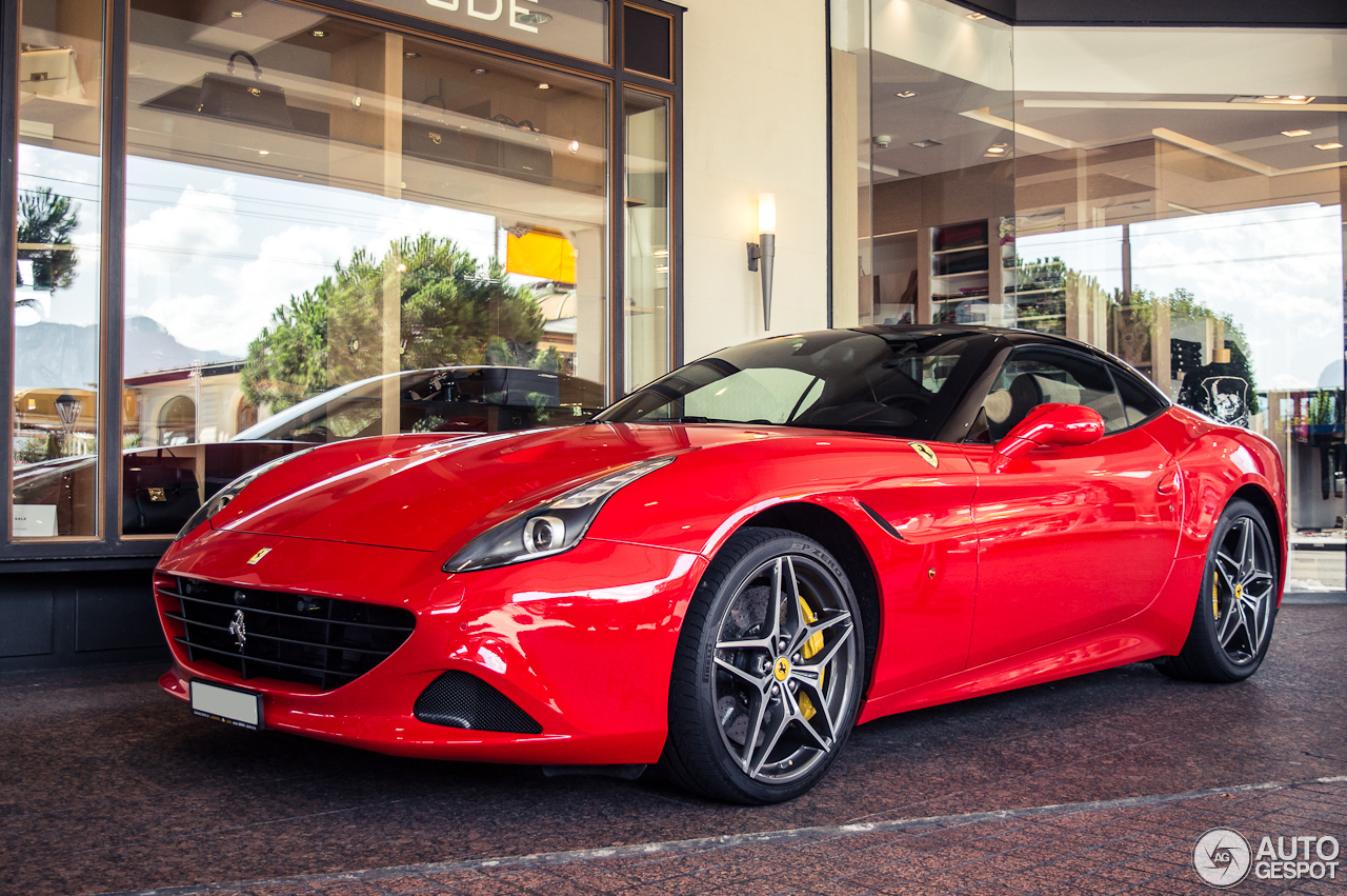 Ferrari California T - 20 January 2018 - Autogespot