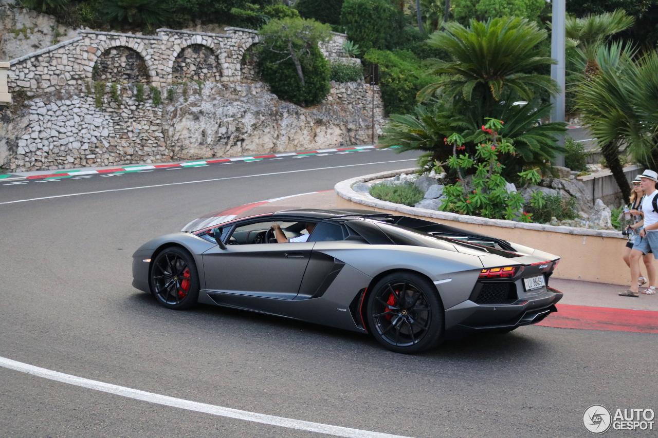 Lamborghini Aventador Lp700 4 Roadster Pirelli Edition