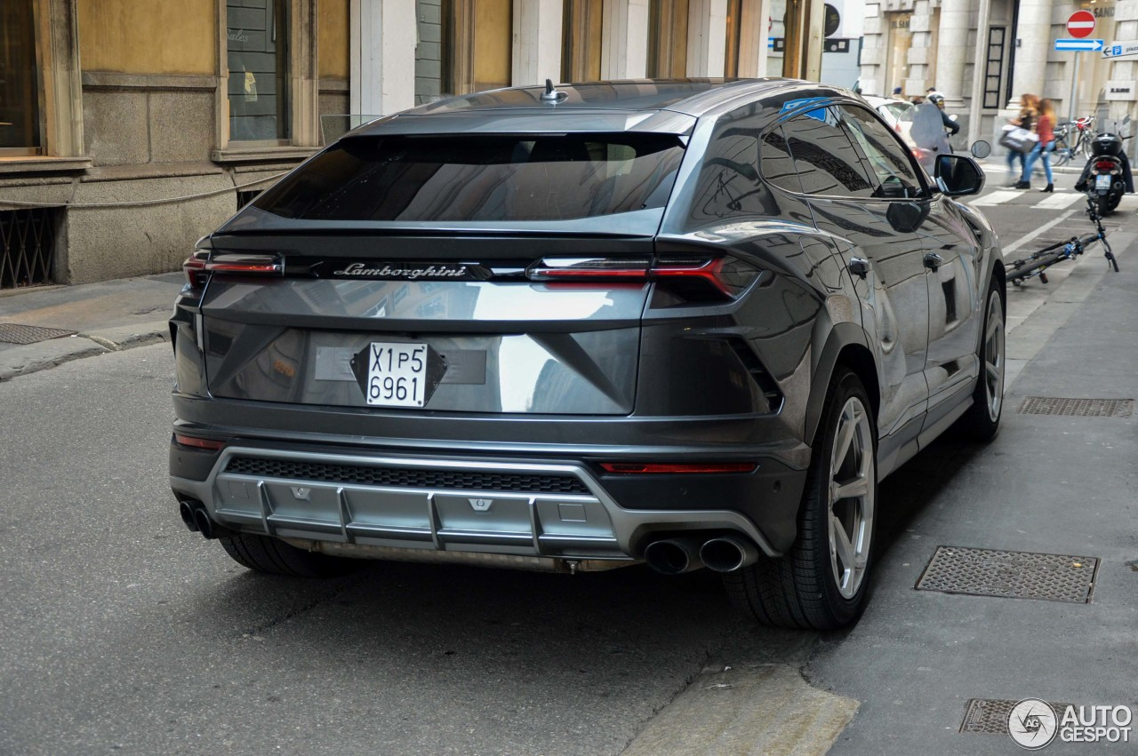 lamborghini urus 20 january 2018 autogespot