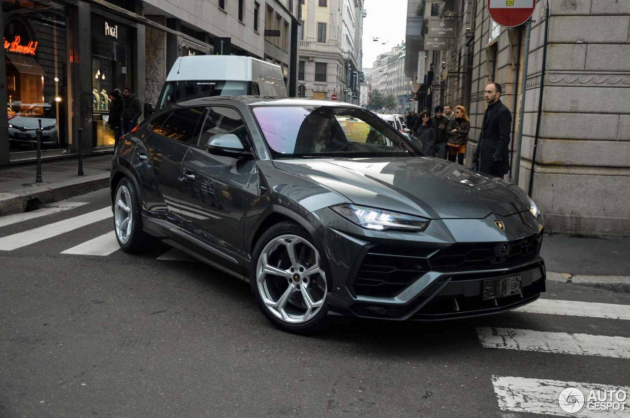 Lamborghini Urus - 20 January 2018 - Autogespot