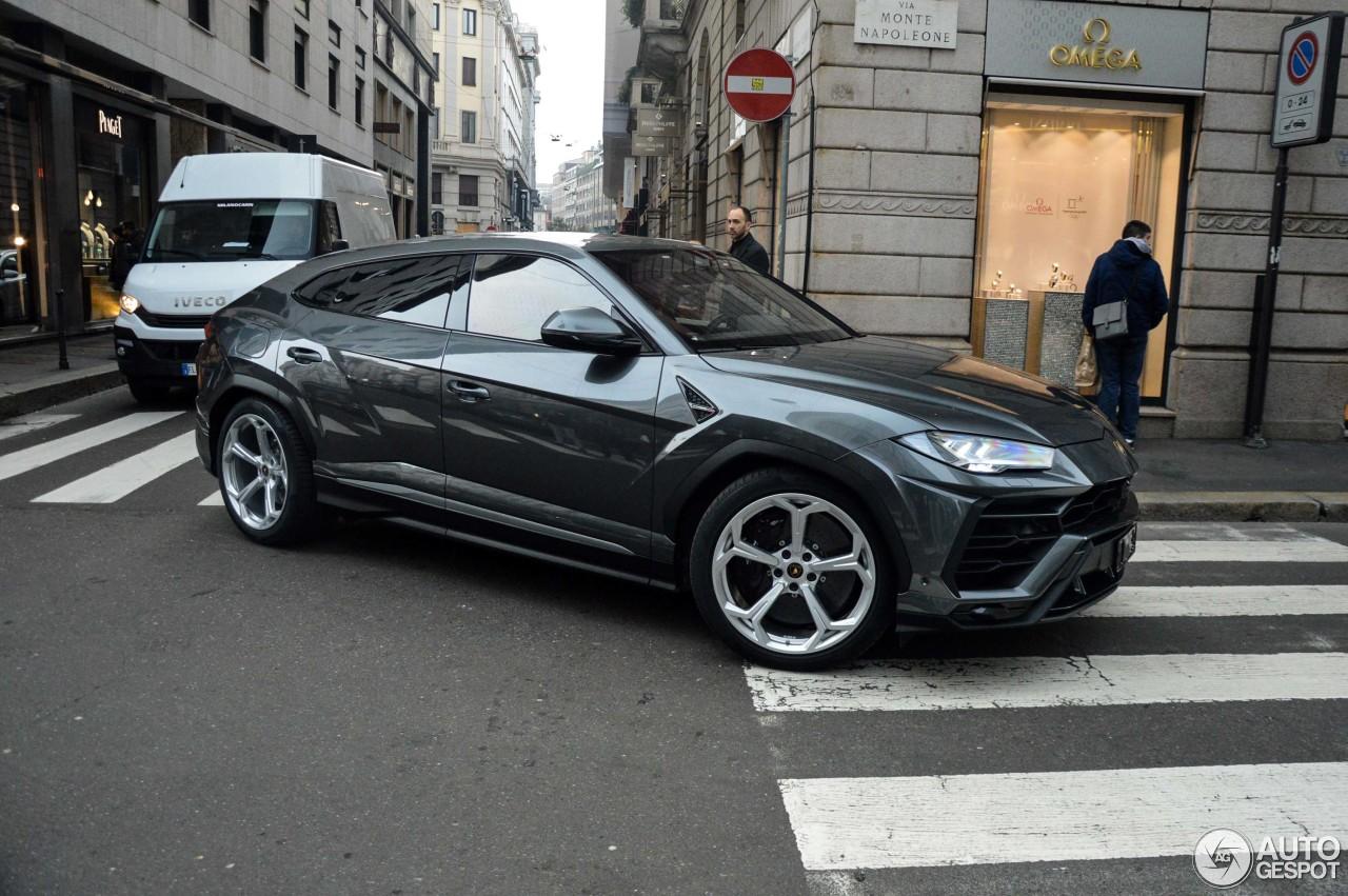 Lamborghini Urus 20 January 2018 Autogespot