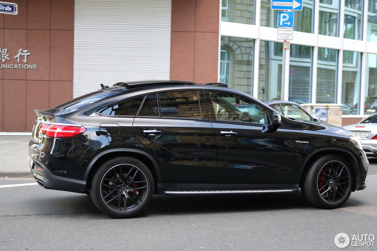 mercedes amg gle 63 s coup 20 january 2018 autogespot. Black Bedroom Furniture Sets. Home Design Ideas