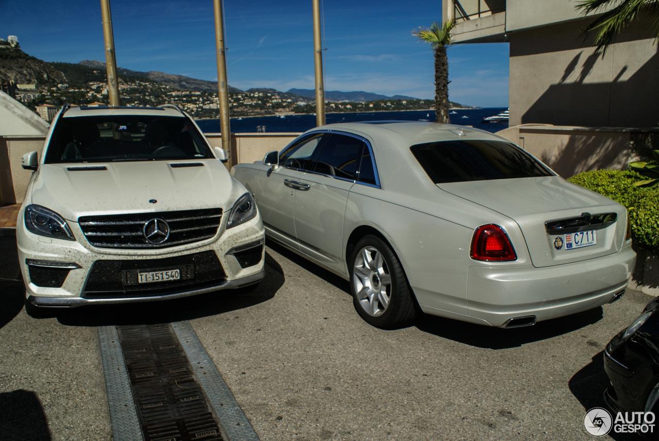Mercedes benz ml 63 amg w166 20 january 2018 autogespot for Mercedes benz ml 63