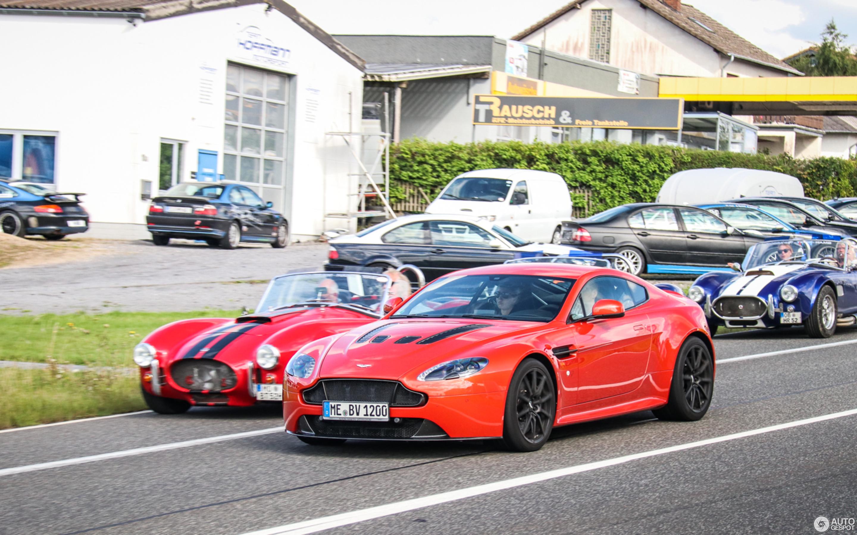 Aston Martin V Vantage S January Autogespot - Aston martin near me
