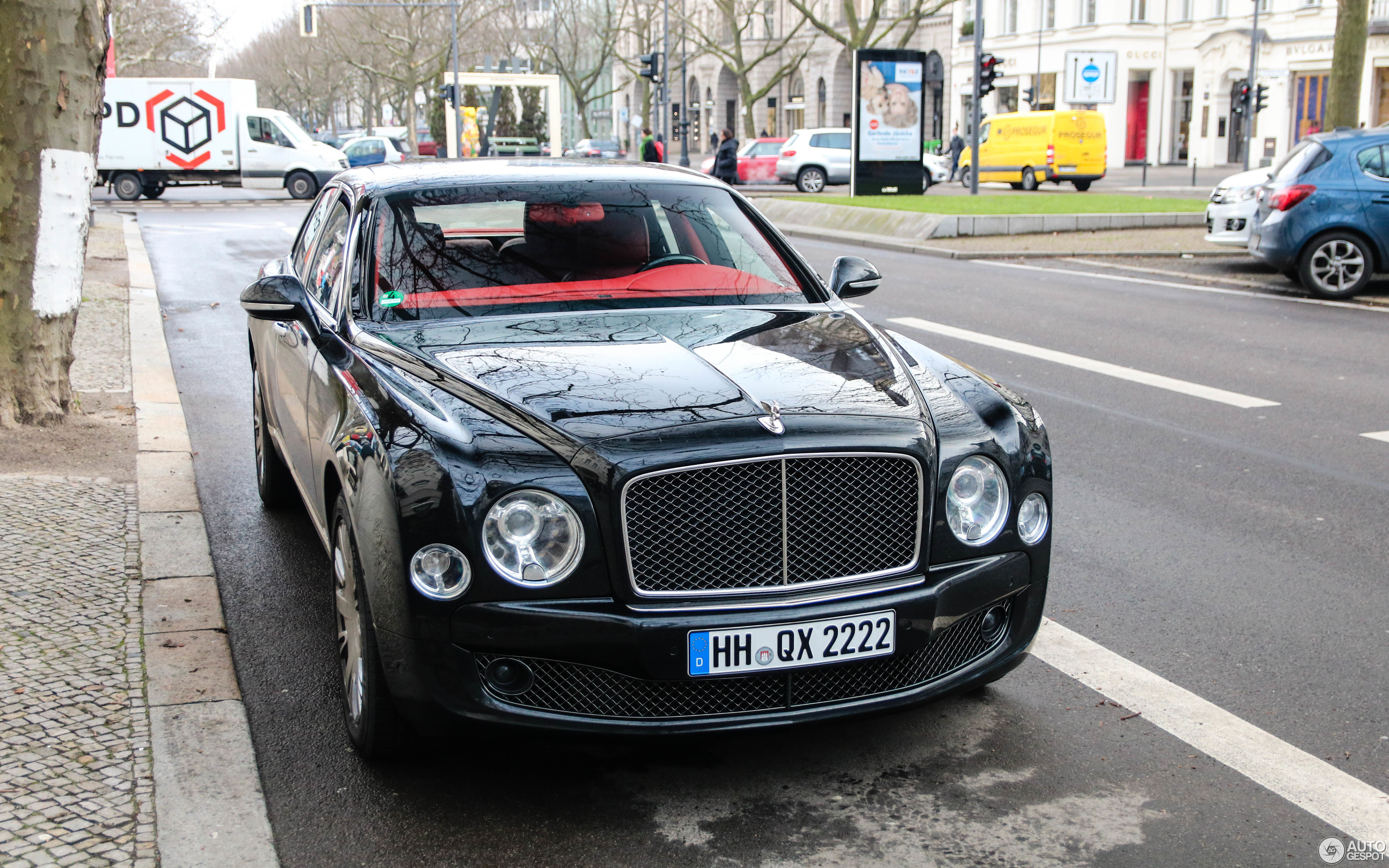 Bentley Mulsanne Speed 2015 - 20 January 2018 - Autogespot